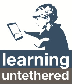 learning untethered logo no border